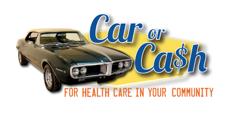 Get Your Tickets – Car or Ca$h for Health Care