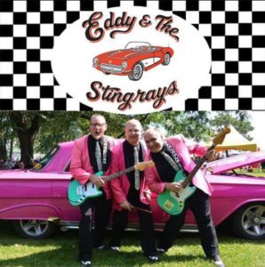 Eddy and the Stingrays