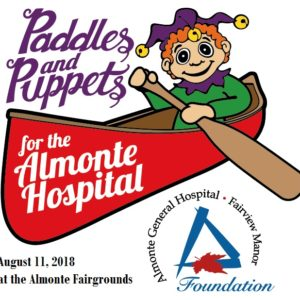Paddles and Puppets Logo