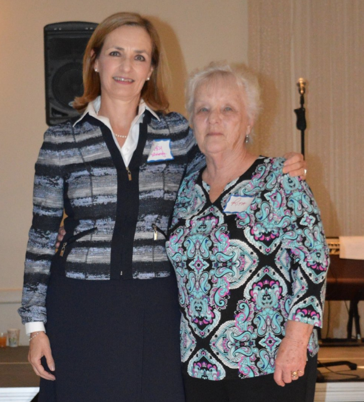 Rita Munro, Volunteer Angel