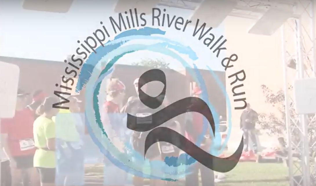 4th annual Mississippi Mills River Walk and Run sponsored by Shoppers Drug Mart Almonte helps 'grow women's health' at AGH