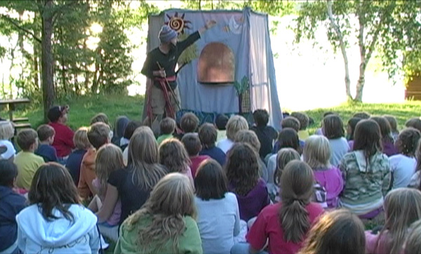 Shoreline Show Puppets to Paddles Almonte Hospital