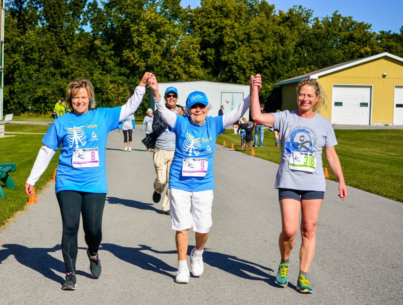 Join Us for the 5th Annual Mississippi Mills River Walk & Run