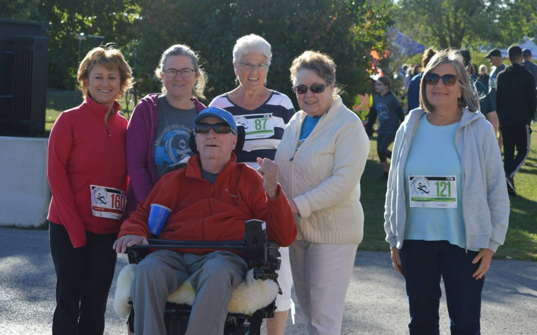Fifth Annual Mississippi Mills River Walk & Run Sets Records