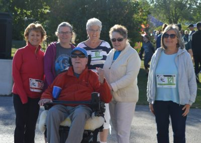 2018 Mississippi Mills River Walk Run