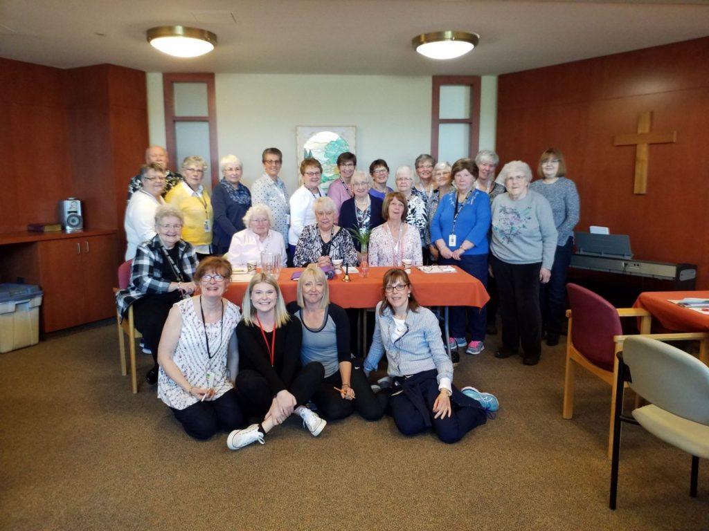 Fairview Manor Auxiliary April 2019