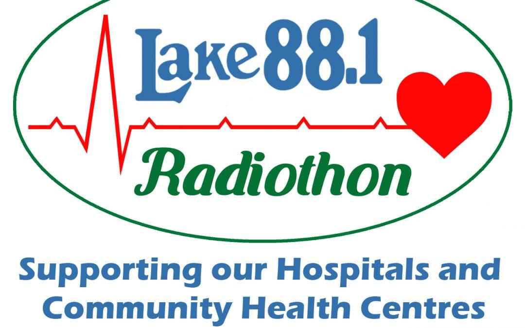 Call to Donate – Lake 88.1 Radio-A-Thon