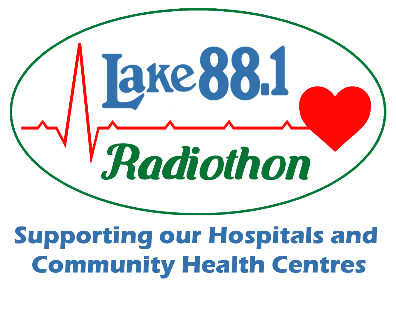 Call to Donate – Lake 88.1 Radio-A-Thon