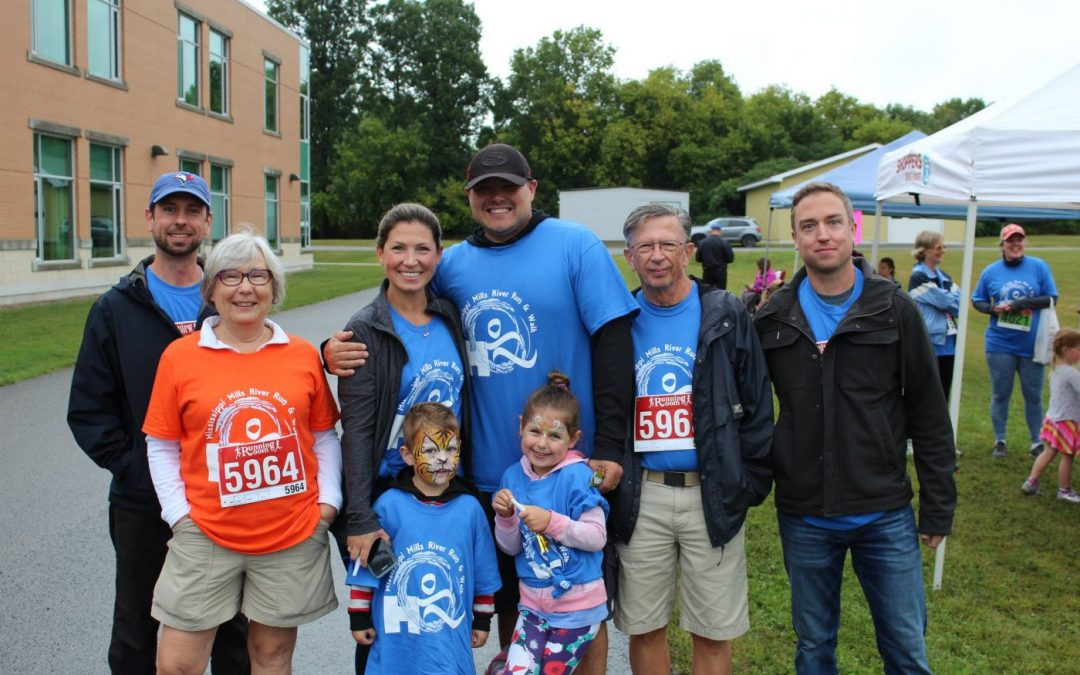 Photos and Video from Mississippi Mills River Run and Walk 2019