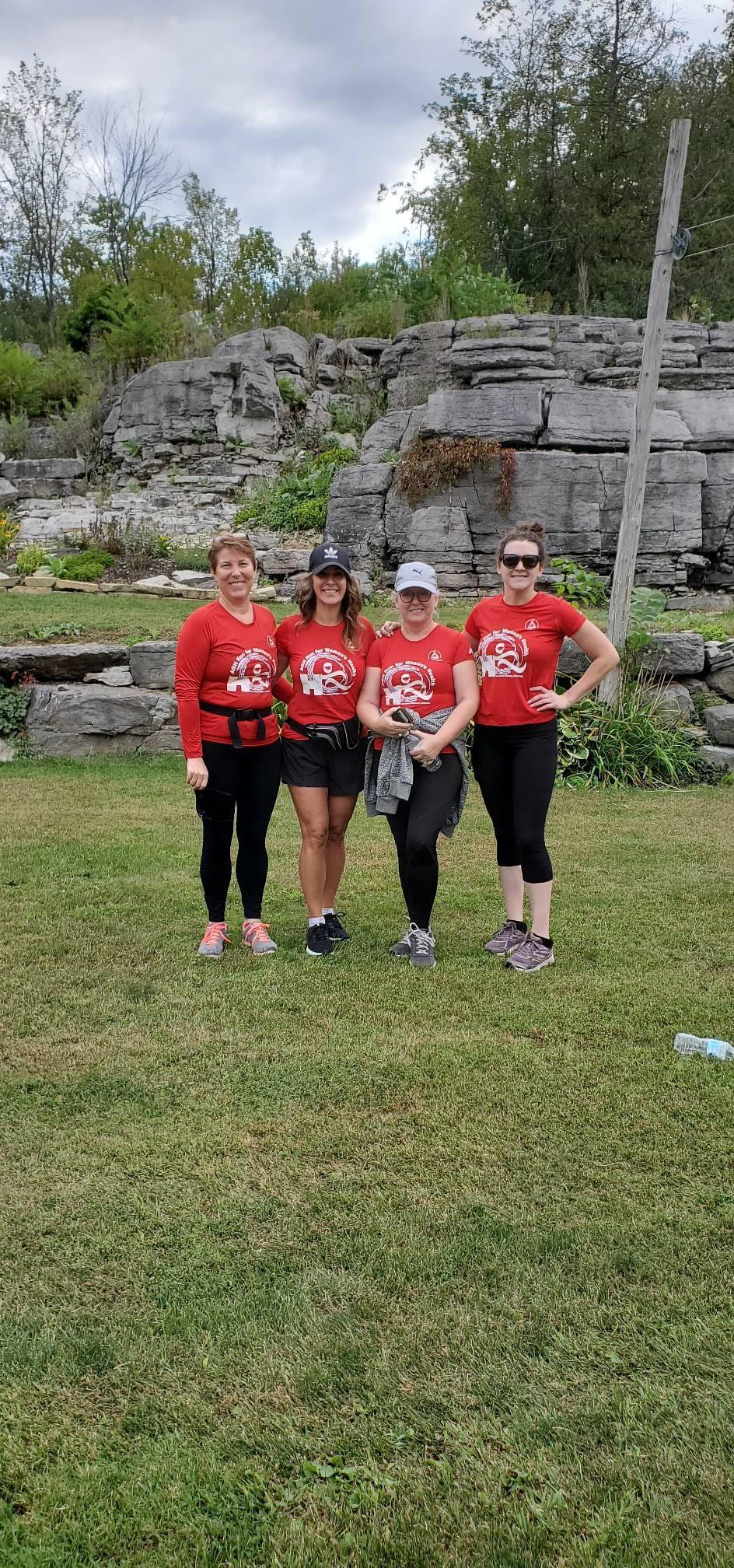 8th annual AGH Run for Women's Health a virtual success raising over $25K